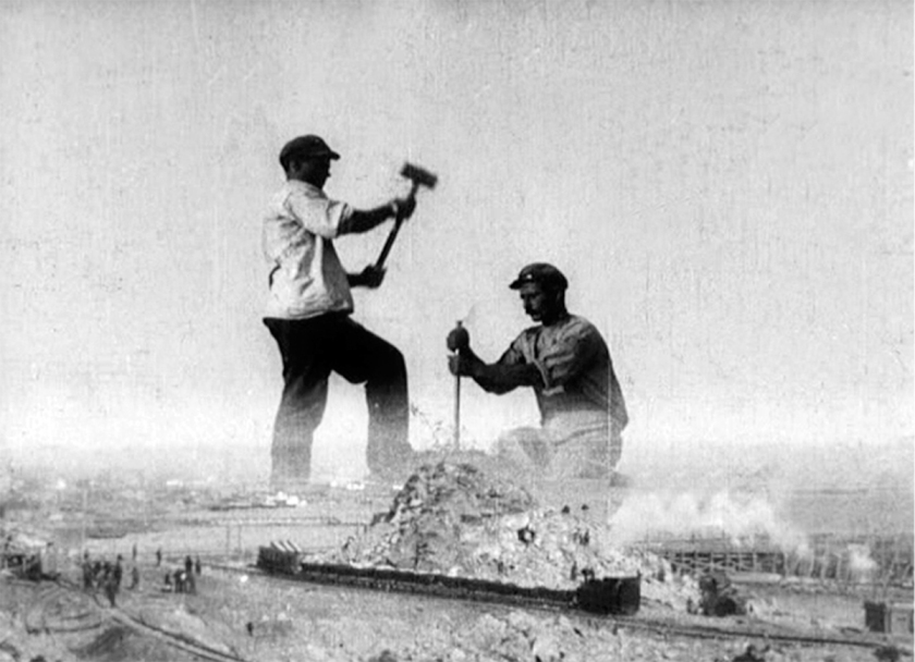vertov and eisenstein Vertov referred to eisenstein's work as film church and capitalist sorcery[33]  the violent dispute between the two leading leftist film theorists.