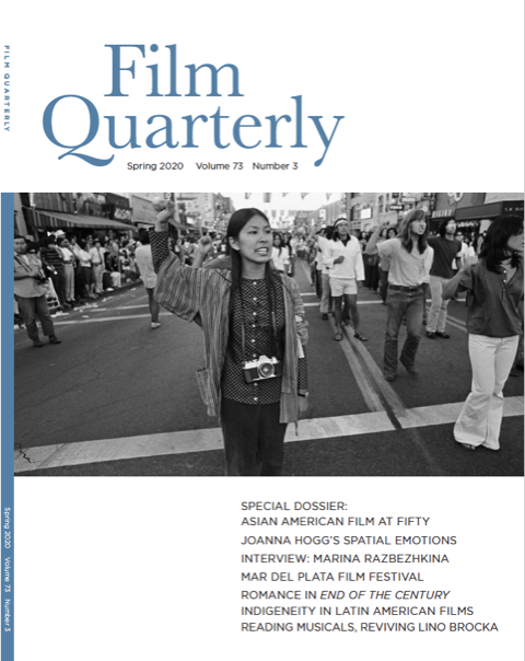 Submit Film Quarterly